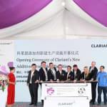Clariant eröffnet neue Produktionsanlagen…