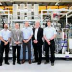 KraussMaffei liefert HP-RTM-Anlage…