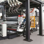 Cast-laminating Line with…