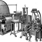 150 Jahre KHS: Vom Apparatehändler…