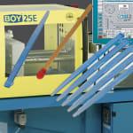 Spritzgießautomat BOY 25 E…