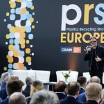 PRS Europe - speakers from…