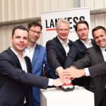 Lanxess schließt Anlagenausbau…