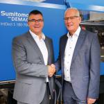 Sumitomo (SHI) Demag hires…