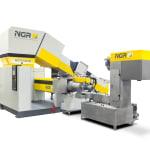 NGR представила новый Shredder-Feeder-Extruder…
