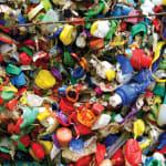 Recykling jest ważny nawet…