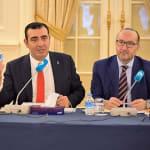 Yavuz Eroglu elected President…