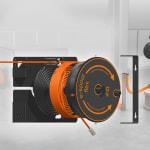 e-spool flex: nowy zwijacz…
