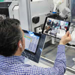 Digitalisation increases production…