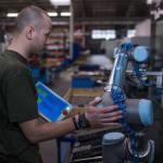 Roboty współpracujące - potencjał…