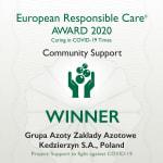 Grupa Azoty ZAK S.A. pierwszym…