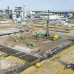 Budowa nowego zakładu produkcji…