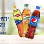 Butelki Pepsi wykonane będą…