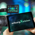 Arburg goes live on air in…