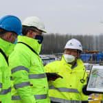 Ponad 40% postęp prac na budowie…