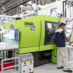 Engel hands over 100th injection…