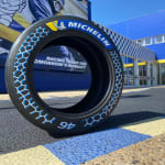 A track-proven tire with 46%…