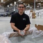 1,000th recycling machine…