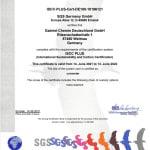 ISCC+ Zertifizierung für Gabriel-Chemie…