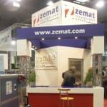 Firma Zemat na targach Taropak