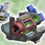 Energy-efficient granulators…