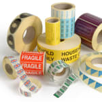 Self-adhesive labels have…