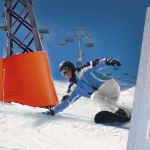BASF foam crash mats for winter…