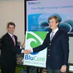 AkzoNobel and DSM launch BluCure…