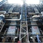 New ethylene plant opened…