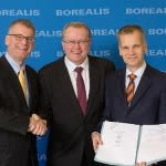 Borealis with new contract…