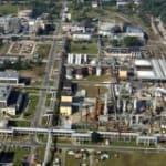 Nieczynne zakłady chemiczne…