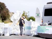 Utylizacja odpadów styropianowych