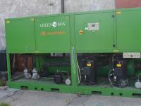 Chiller Green Box Twin