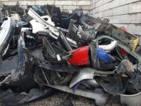 Odpad - zderzaki PP