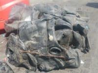 Odpad - zbiorniki paliwowe