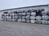 Odpady zbelowane (PC/ABS