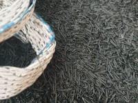 Odpad gumy poprodukcja