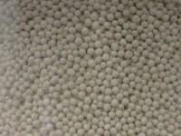 Granulate zeolite silica