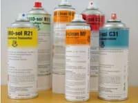 Środki chemiczne dla