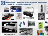 Use Laser Widely in Sublimation