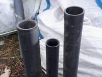 PVC thimbles