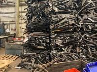 Odpady kabli PP/PE