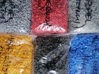 HDPE przemiał mix kolory