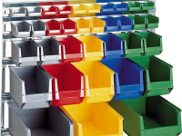 Storage containers for