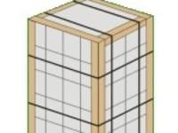 Cardboard angle 50 x