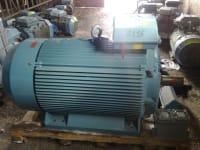 Silnik elektryczny Abb