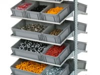 Assembly containers