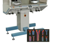 Agtex machine for twisting