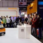 Premiery robotów KUKA na targach