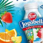 Jogobella w nowych opakowaniach…